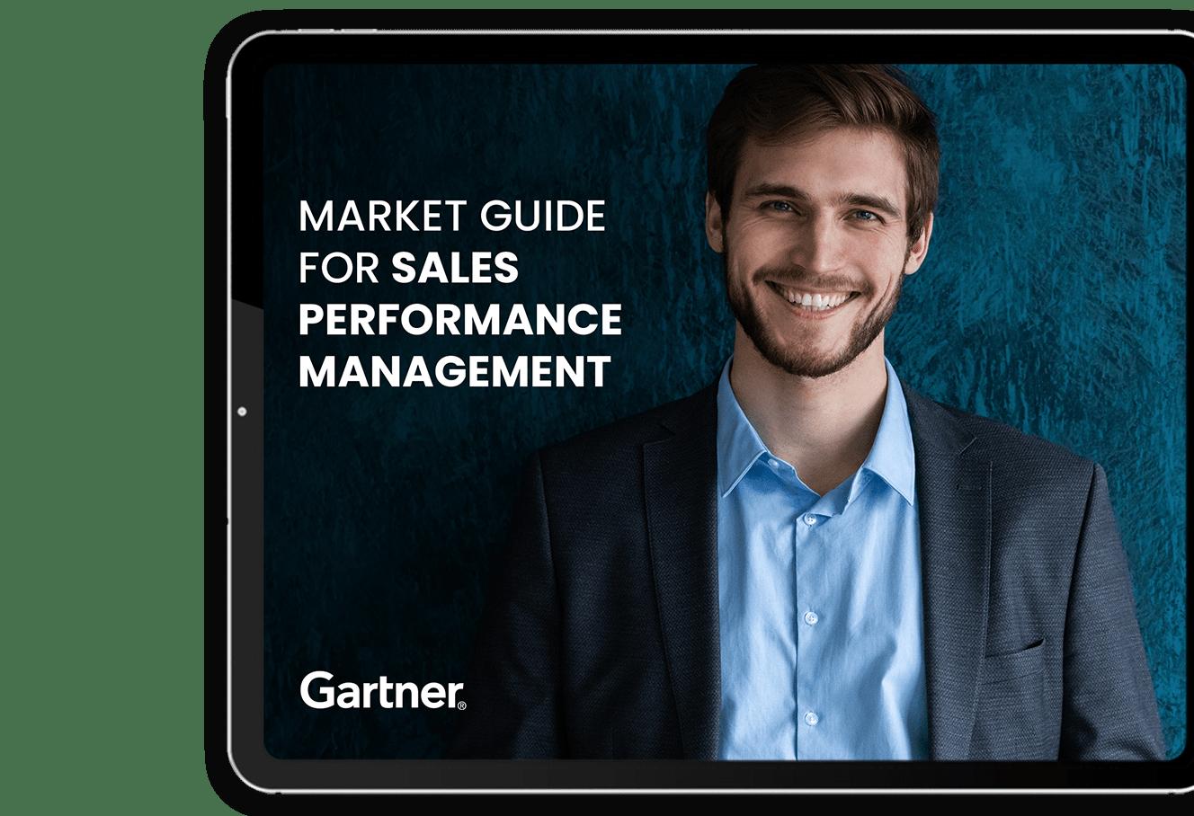 Gartner Report 2021: Market Guide for Sales Performance Management